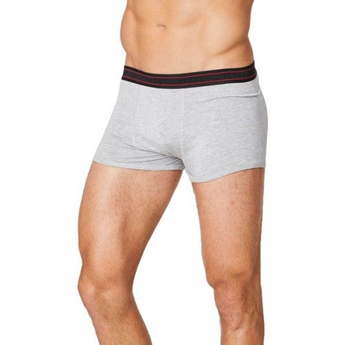 Bamboe boxers grey marle Created by Earth