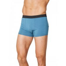 Bamboe boxers zee blauw Created by Earth