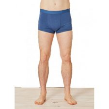 bamboe boxershort blauw Created by Earth