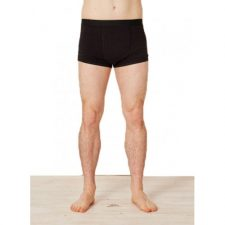 Bamboe boxershort zwart Created by Earth