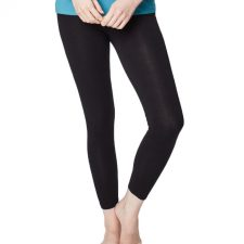 Bamboe leggings zwart Created by Earth
