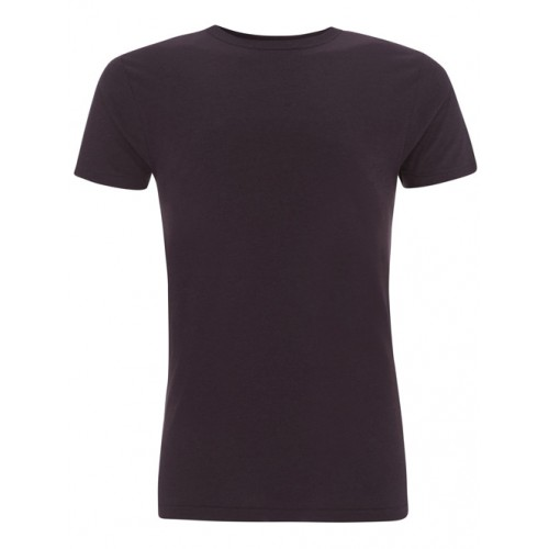 Bamboe T-shirt aubergine Created by Earth