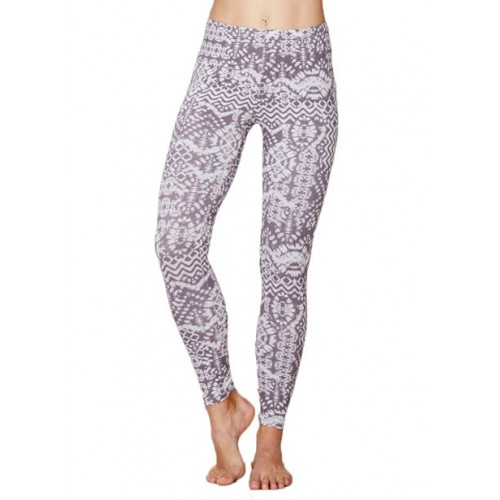 Bamboe leggings dye patch Created by Earth
