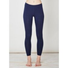 Bamboe leggings indigo blauw Created by Earth