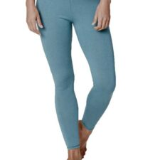 Bamboe leggings zee blauw Created by Earth