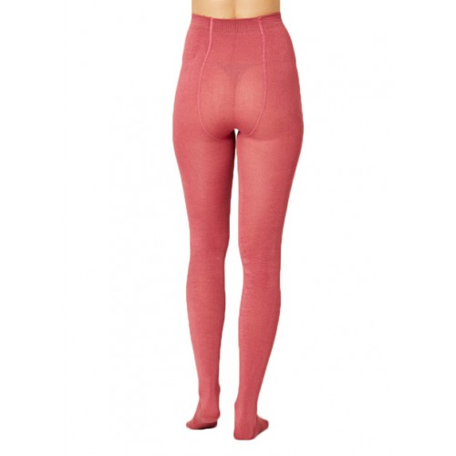 Bamboe maillot roze achterkant Created by Earth